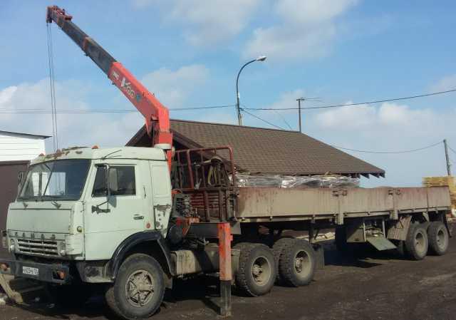 Вакансия: Водитель на КАМАЗ полуприцеп