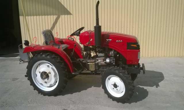 Продам Мини-трактор ХТ-244