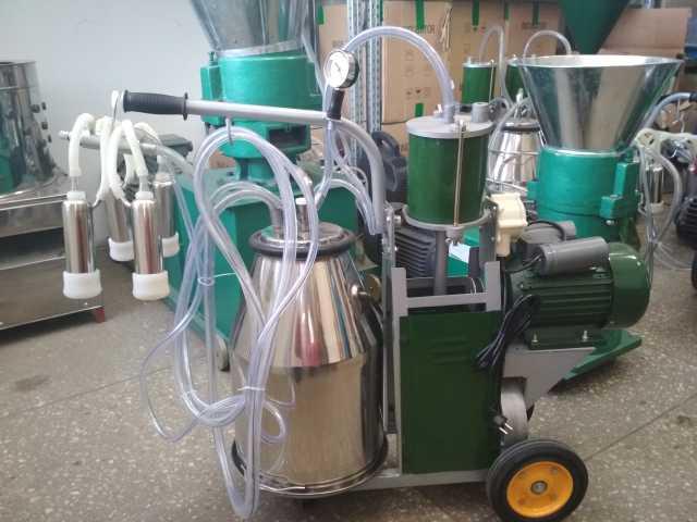 Продам Доильный аппарат для коров Маруся