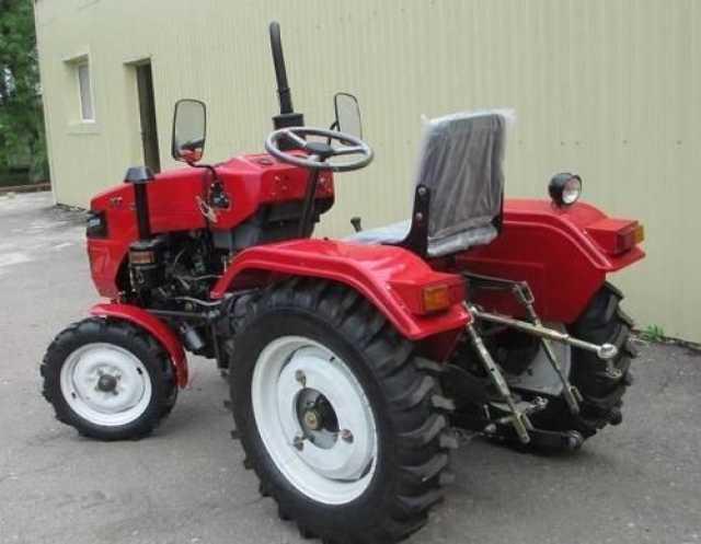 Продам Мини-трактор ХТ-180