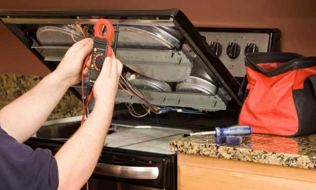 Предложение: ремонт электроплит и духовок