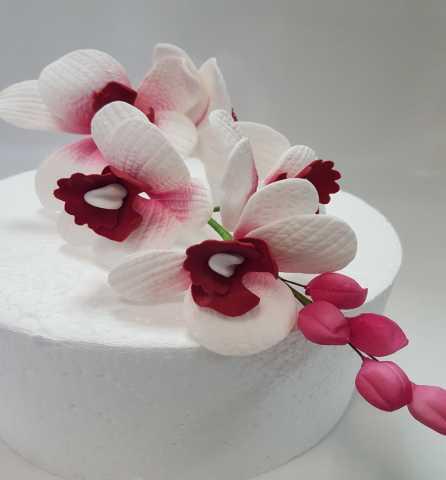 Продам Сахарные цветы для тортов