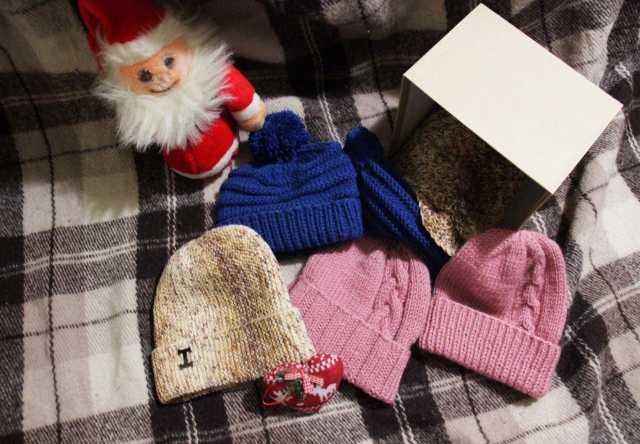 Предложение: шапочки, шарфики, сноуды