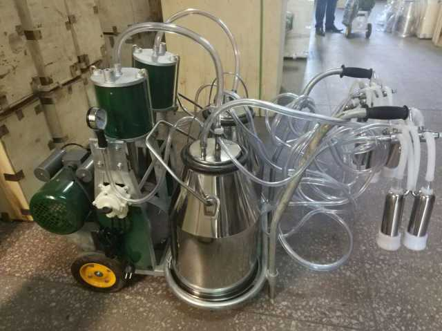 Продам Доильный аппарат для коров Маруся-Тандем