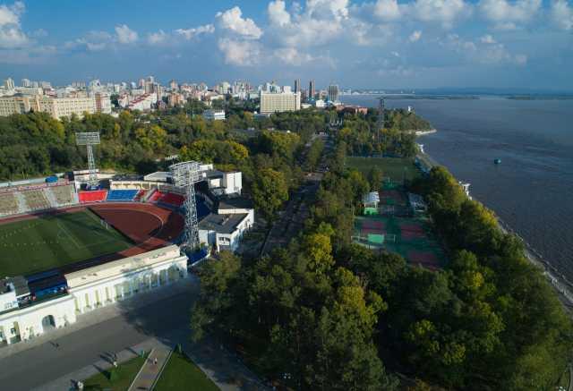 Предложение: Аэросъёмка фото и видео в Хабаровске