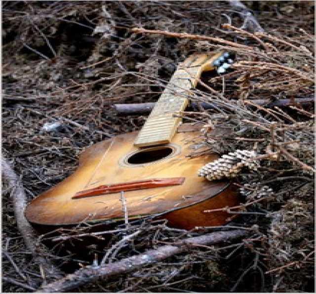 Куплю старую гитару