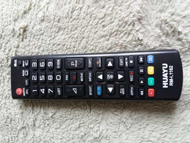 Продам Пульт ДУ HUAYU RM-L1162 для LG 42LN613V
