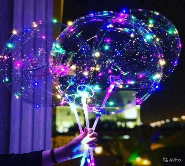 Продам Светящиеся шары бобо