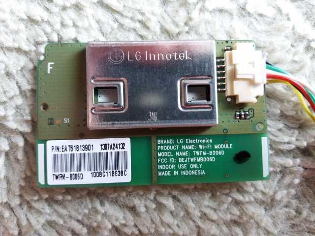 Продам: TWFM-B006D WiFi модуль от LG 42LN613V