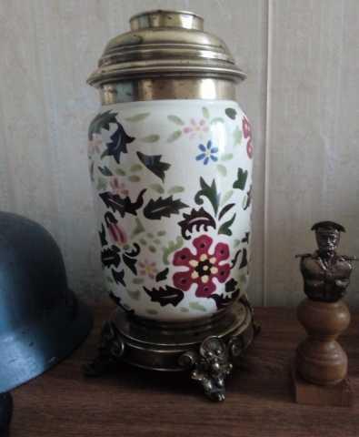 Продам Лампа ваза,Франция