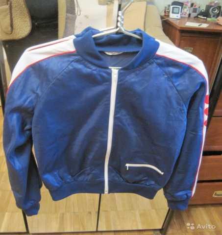 Продам 1972- 1976 Спортивная куртка