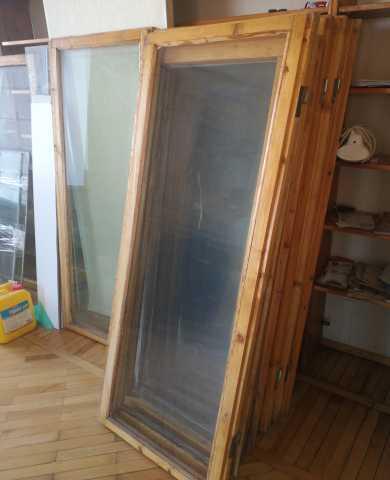 Продам Окна б/у деревянные