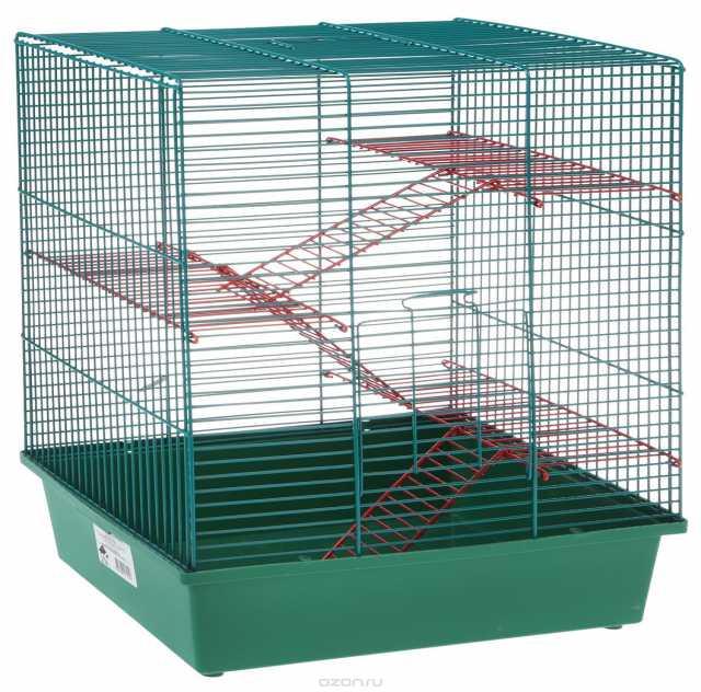 "Продам: Клетка для грызунов ""Lusy Hamster-4"""