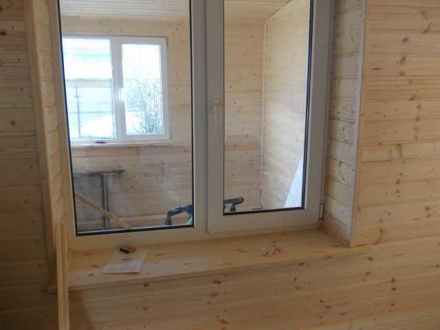 Предложение: Отделка Реконструкция бань и балкона