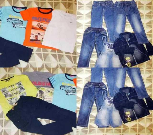 Продам Пакет одежды для мальчика