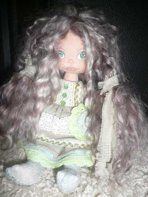 Продам Кукла авторская работа