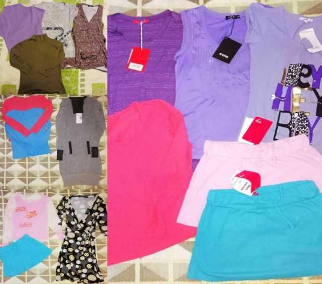 Продам Одежда пакетом р 40-42 подойдёт девочке