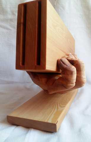 Продам: Подставка для ножей цай дао. Ручная рабо