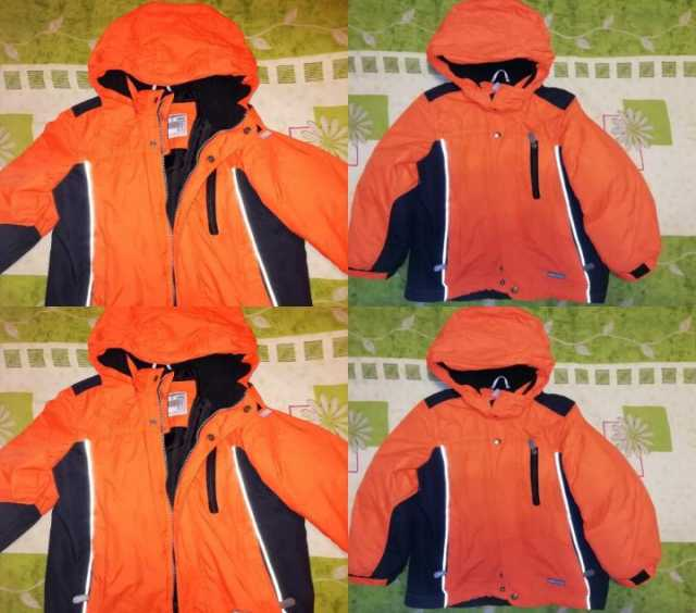 Отдам даром Куртка оранжевая LENNE сезон весна- осен