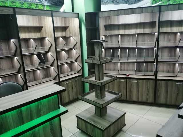 Предложение: Производство мебели для торговых помещен