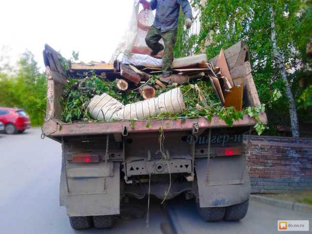 Предложение: Вывоз мусора по Владимиру