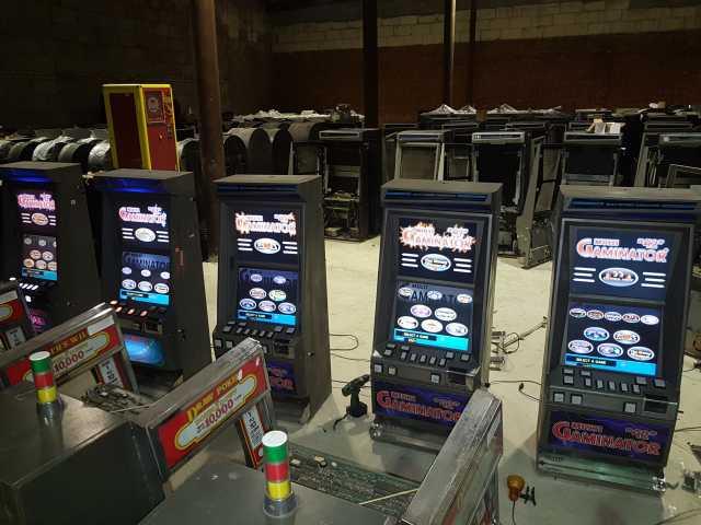 Где купить игровые аппараты