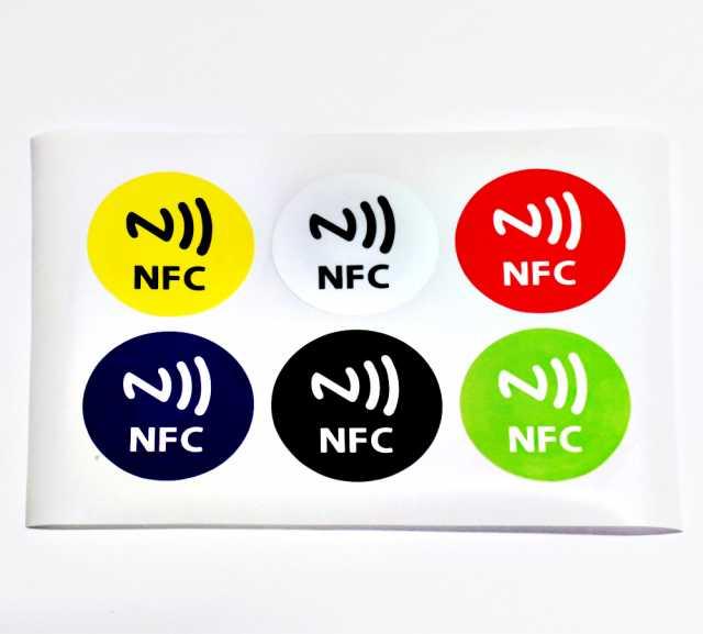 Продам NFC наклейка NXP Mifare