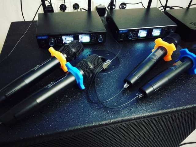 Продам микрофонная система SE • 200D