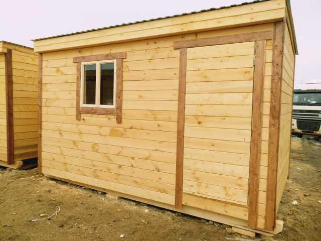 Продам Производим деревянные бытовки