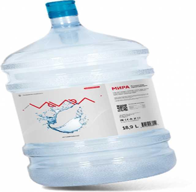 Продам Питьевая бутилированная вода