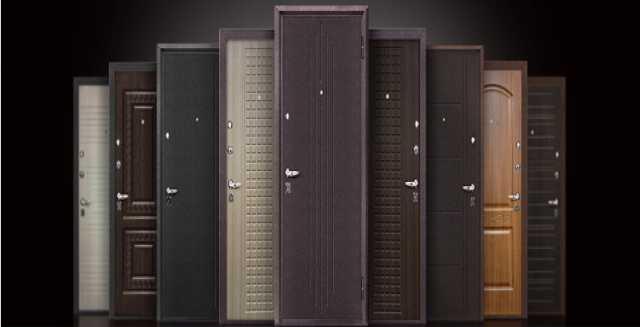Продам: Двери Входные Металлические