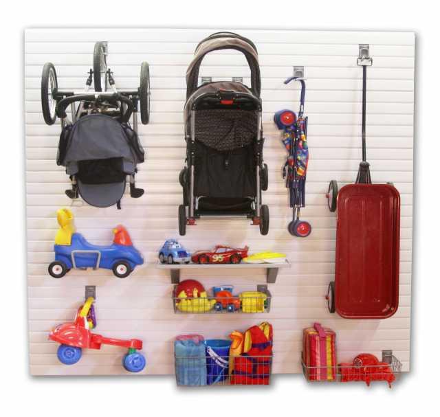 Предложение: Хранение детских колясок