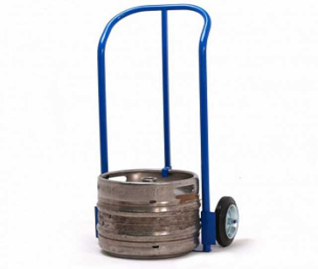 Продам: Тележка для транспортировки пивных кег
