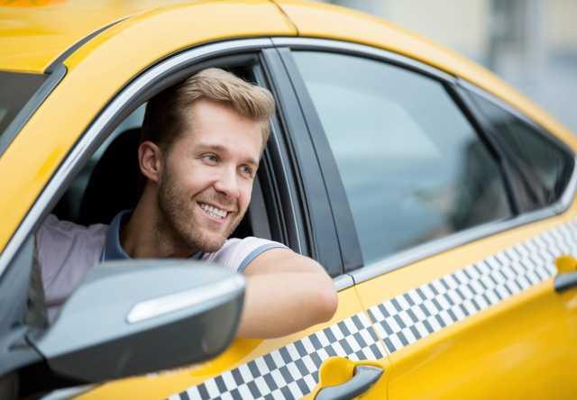 Вакансия: Самозанятый водитель