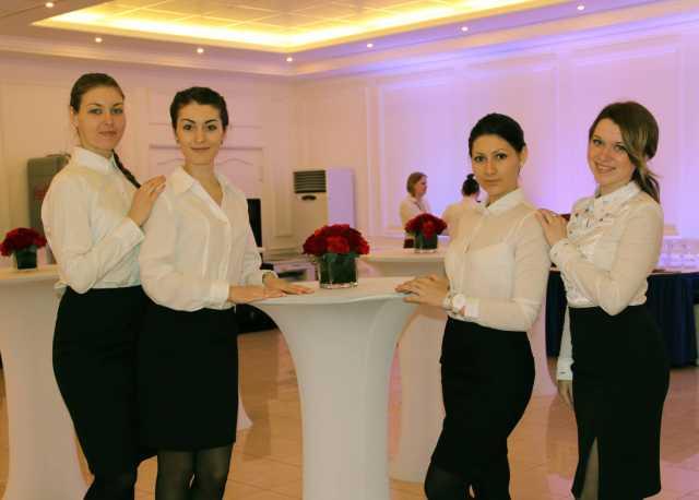 Вакансия: Официантам подработка в Томске