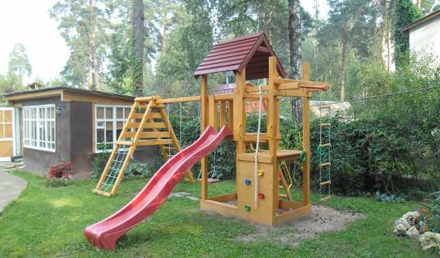 Продам Детская площадка для дачи Магдебург