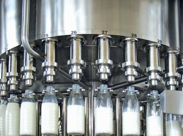 Продам Линия розлива молока в ПЭТ бутылку