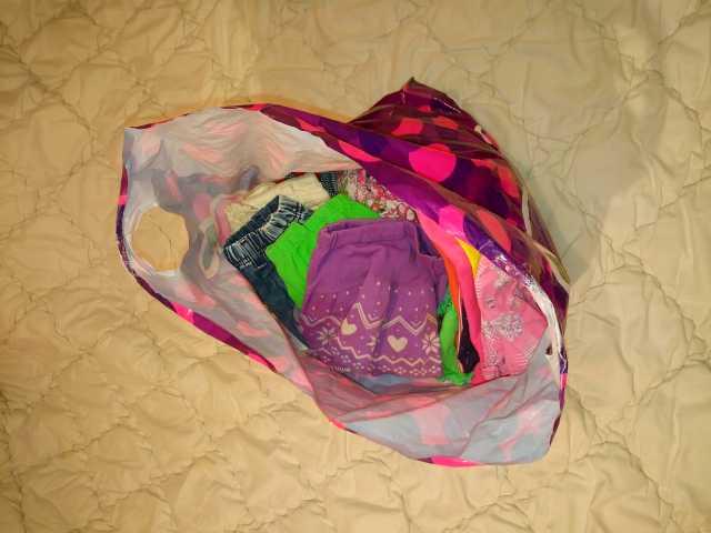 Продам пакет одежды для девочки рост до 86 см
