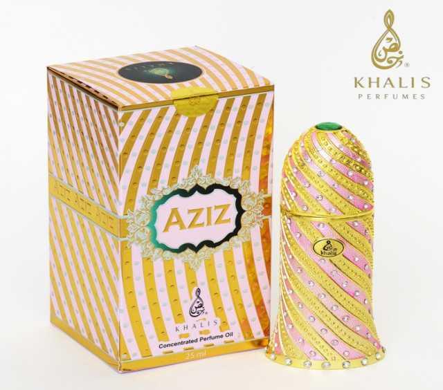 Продам Арабские духи AZIZ от Khalis, 18мл