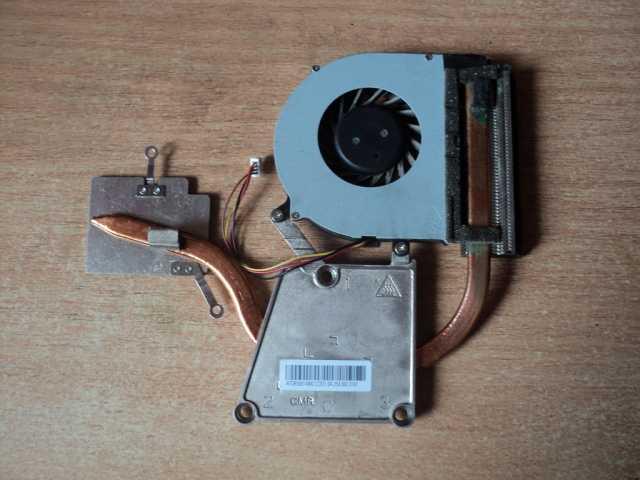 Продам Охлаждение для ноутбука Lenovo G585