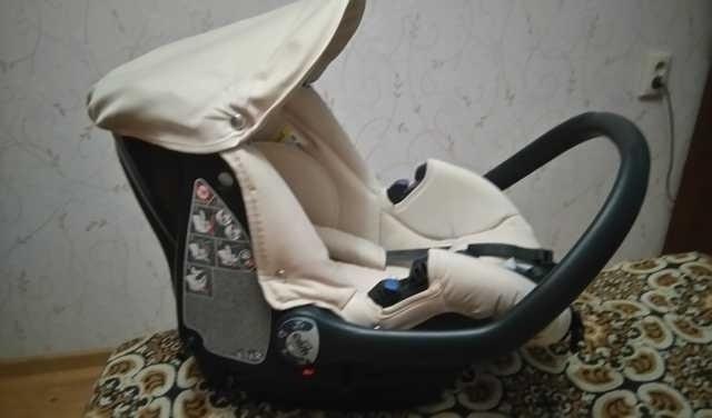 Продам: детское автокресло-переноска