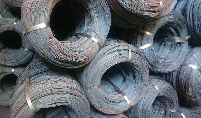 Продам: Проволока стальная, пружинная, колючая