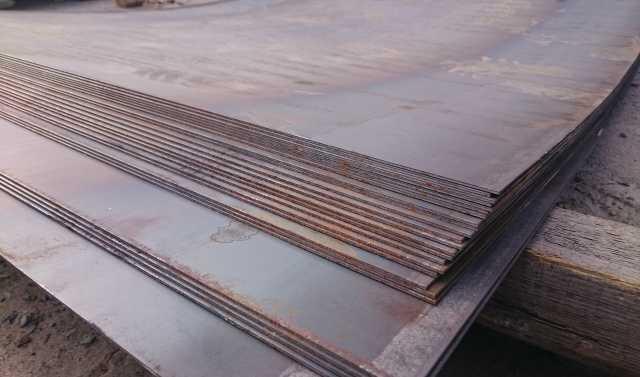 Продам: Лист стальной, лист рифленый, лист ПВЛ