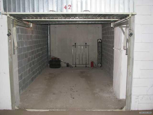 Предложение: Уборка гаражей