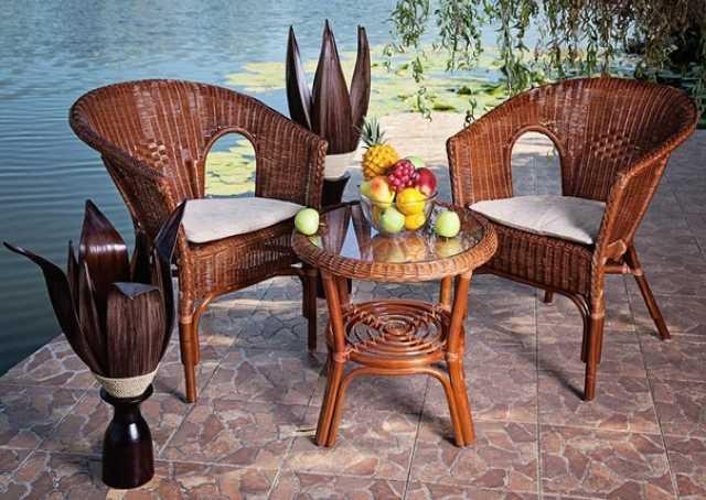 Продам Комплект мебели из ротанга