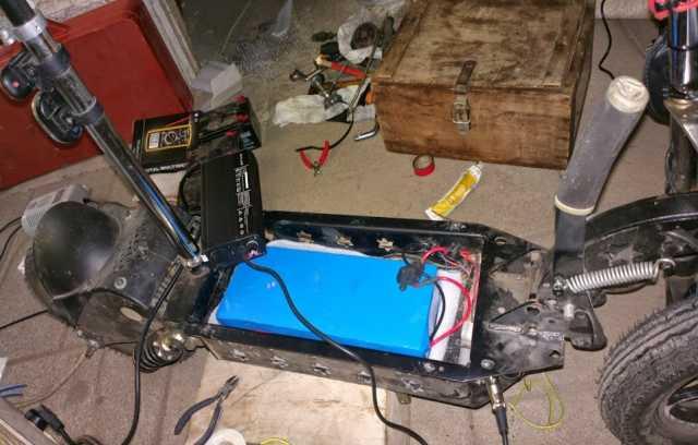 Предложение: Ремонт электросамоката, гироскутера, эле