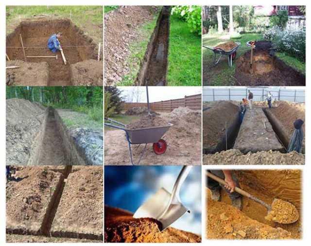 Предложение: Земляные работы.Уборка территорий