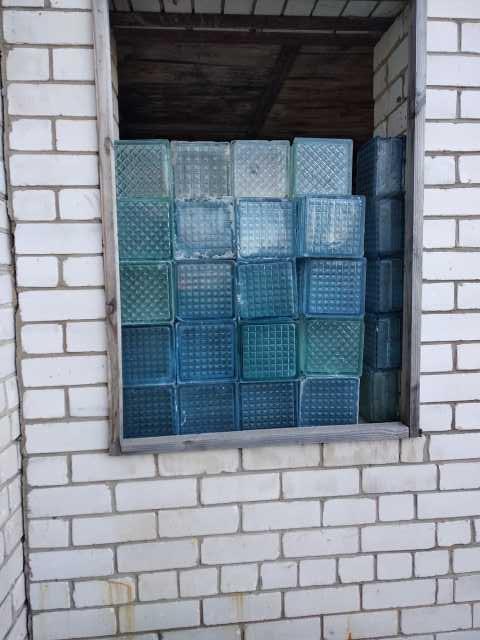 Продам: Стандартные светопрозрачные стеклоблоки