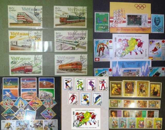 Продам Коллекция почтовых марок СССР