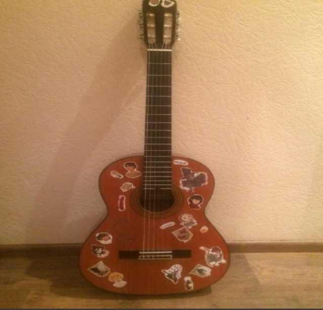 Продам Испанская гитара Esteve 5